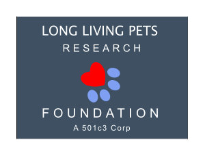long living pets research foundation - please donate