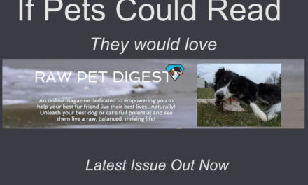 Best Magazine for Raw Feeders – Raw Pet Digest